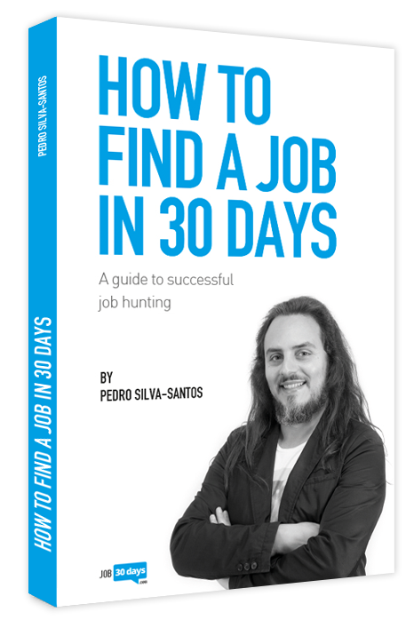 How to find a job in 30 days - book