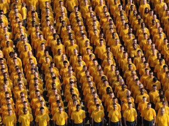 Tips to stand out in the crowd