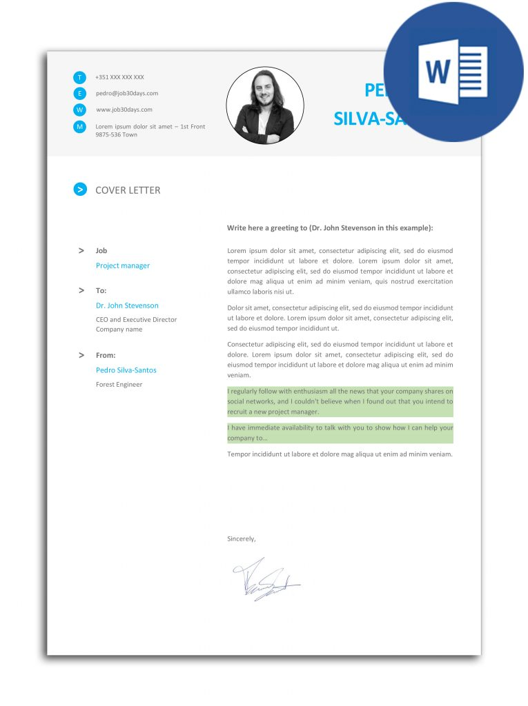 CL-PSS-J30D-001 - cover letter in word